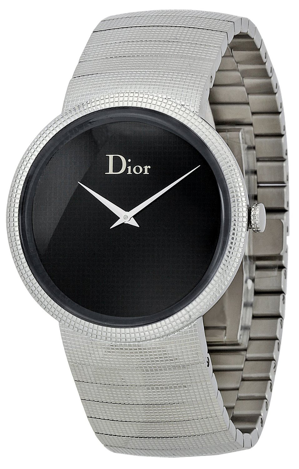 Cd043110m002 Christian Dior La D De Dior Black Dial Steel