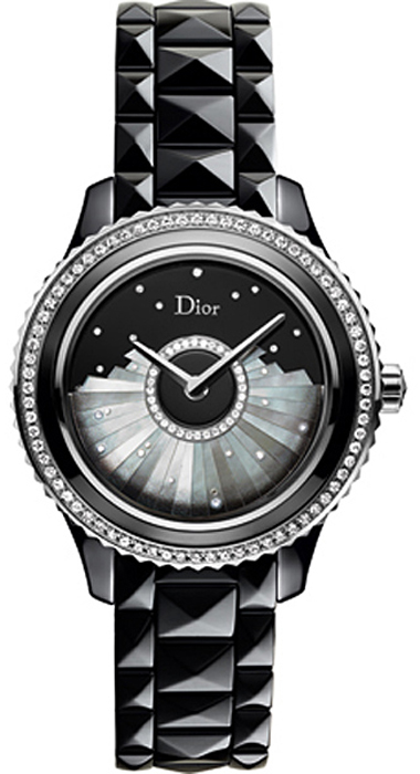 Limited edition cd124be0c001 christine dior dior viii ladies 38mm watches for Christian dior watches