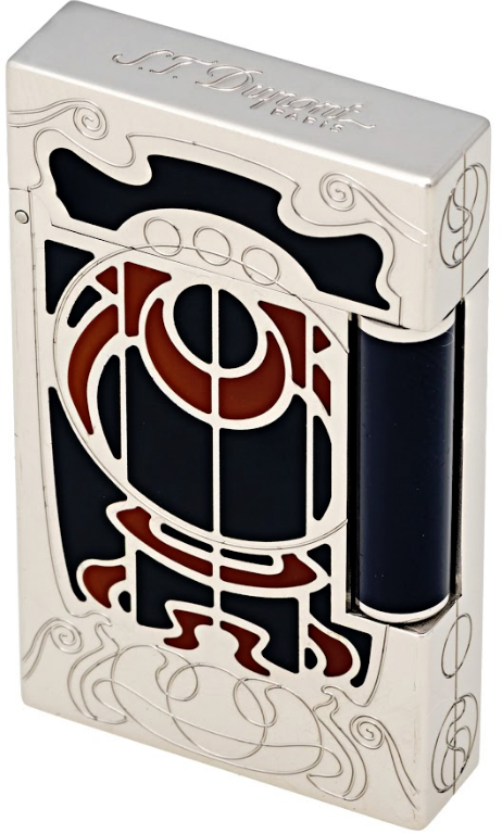 Image of Dupont Ligne Art Nouveau Lighter 016960