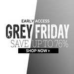 GREY FRIDAY SALE