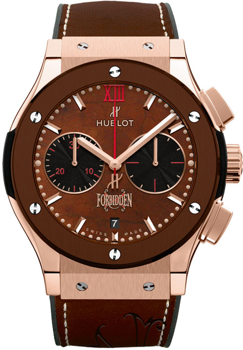 Image of Hublot Classic Fusion Chronograph 45MM 521.OC.0589.VR.OPX14