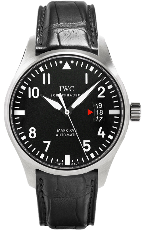 iw326501 iwc pilots mark xvii automatic midsize watch