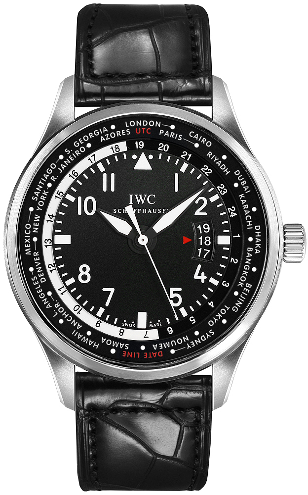 Best Automatic Watches >> IW326201 | IWC Pilots | AuthenticWatches.com