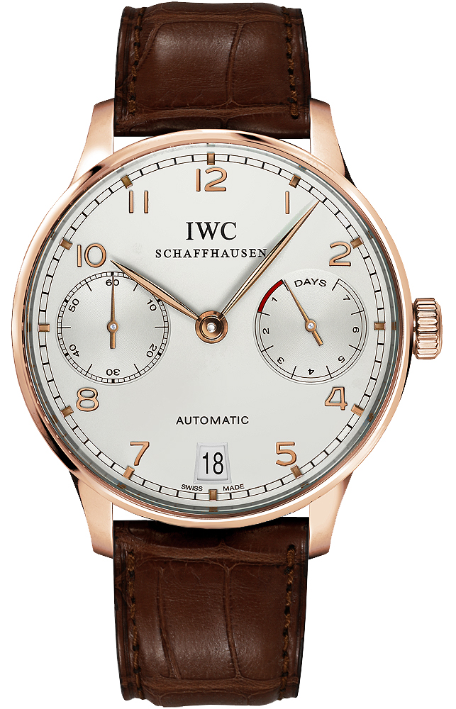 iw500701 iwc portugieser automatic. Black Bedroom Furniture Sets. Home Design Ideas