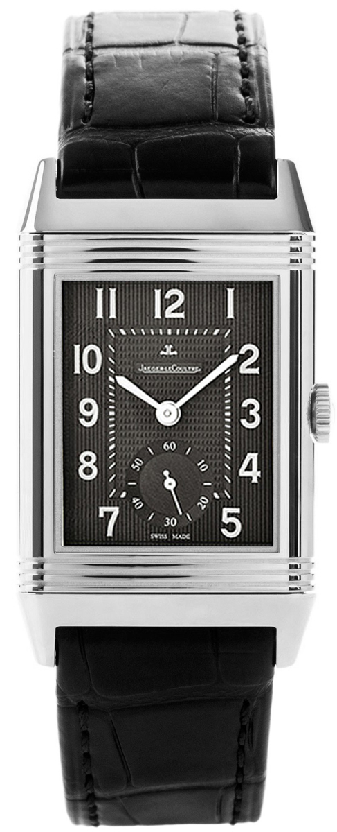 reverso en stainless circa watches watch lecoultre in ref thumb steel jaeger