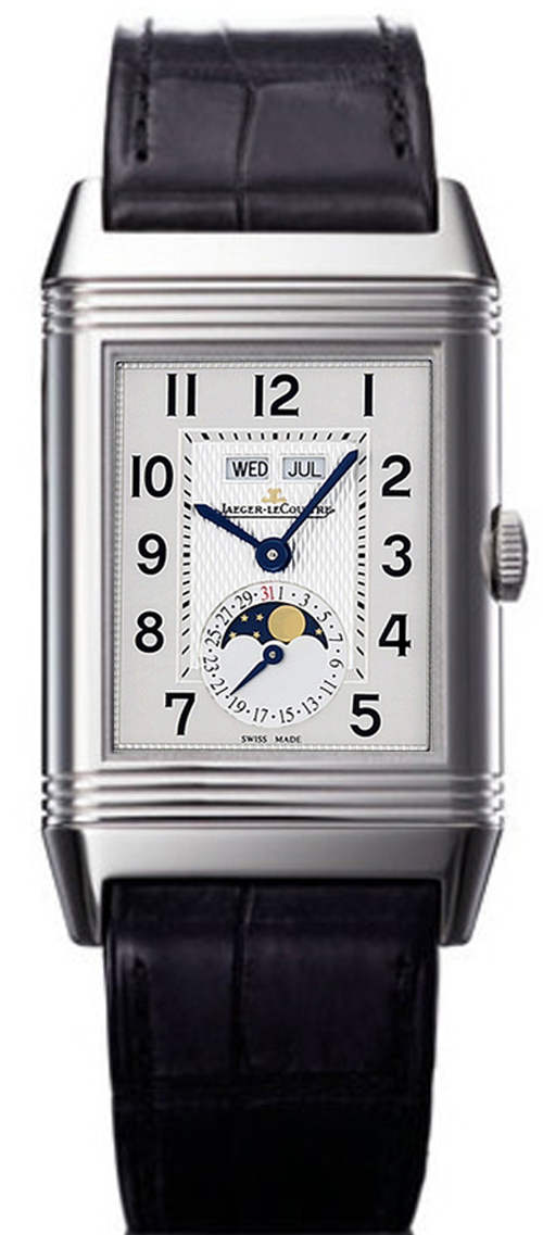 availability jaeger duoface mens tribute reverso lecoultre watch watches