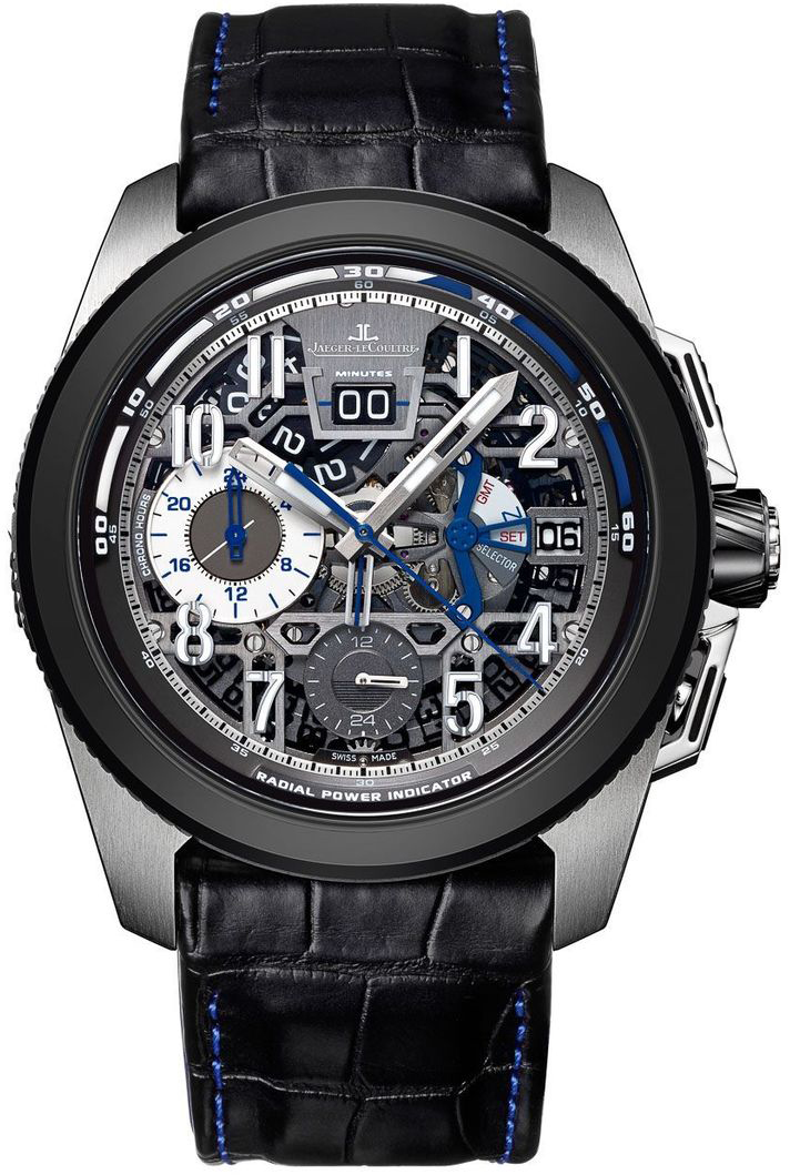 Image of Jaeger LeCoultre Master Compressor Extreme LAB 2 Q203T541