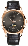 JAEGER LeCOULTRE MASTER ULTRA THIN MOON 39