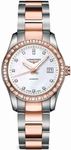 LONGINES CONQUEST CLASSIC WOMENS