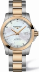LONGINES CONQUEST MENS
