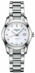 LONGINES CONQUEST WOMENS