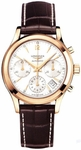 Longines Heritage Column-Wheel Chronograph L2.742.8.76.2