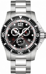 LONGINES HYDROCONQUEST QUARTZ CHRONOGRAPH 47MM