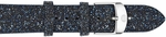 Michele 18mm Midnight Navy Crystal Strap MS18AN620406