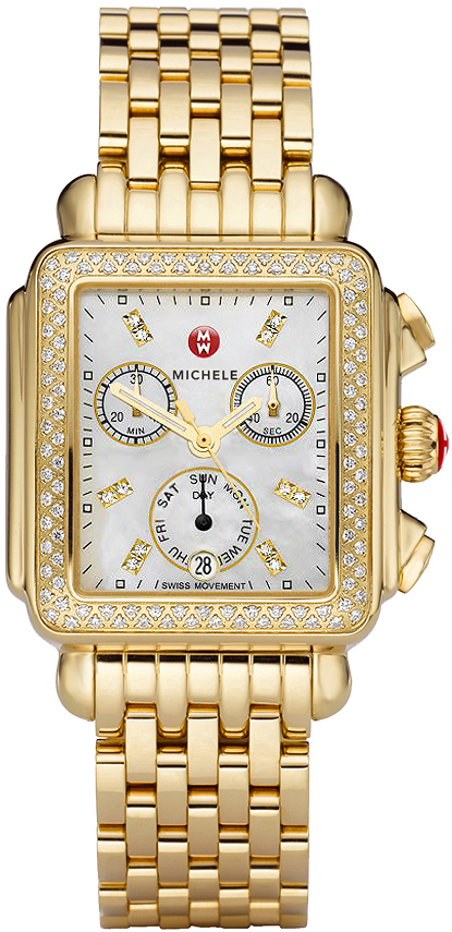 Michele Signature Deco MWW06P000100