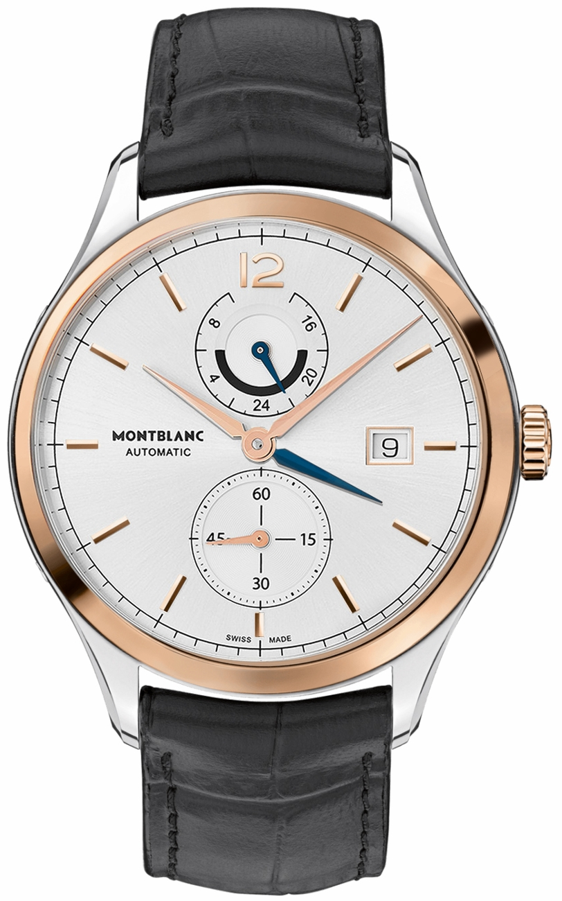112541 montblanc heritage dual time men 39 s watches for Montblanc house