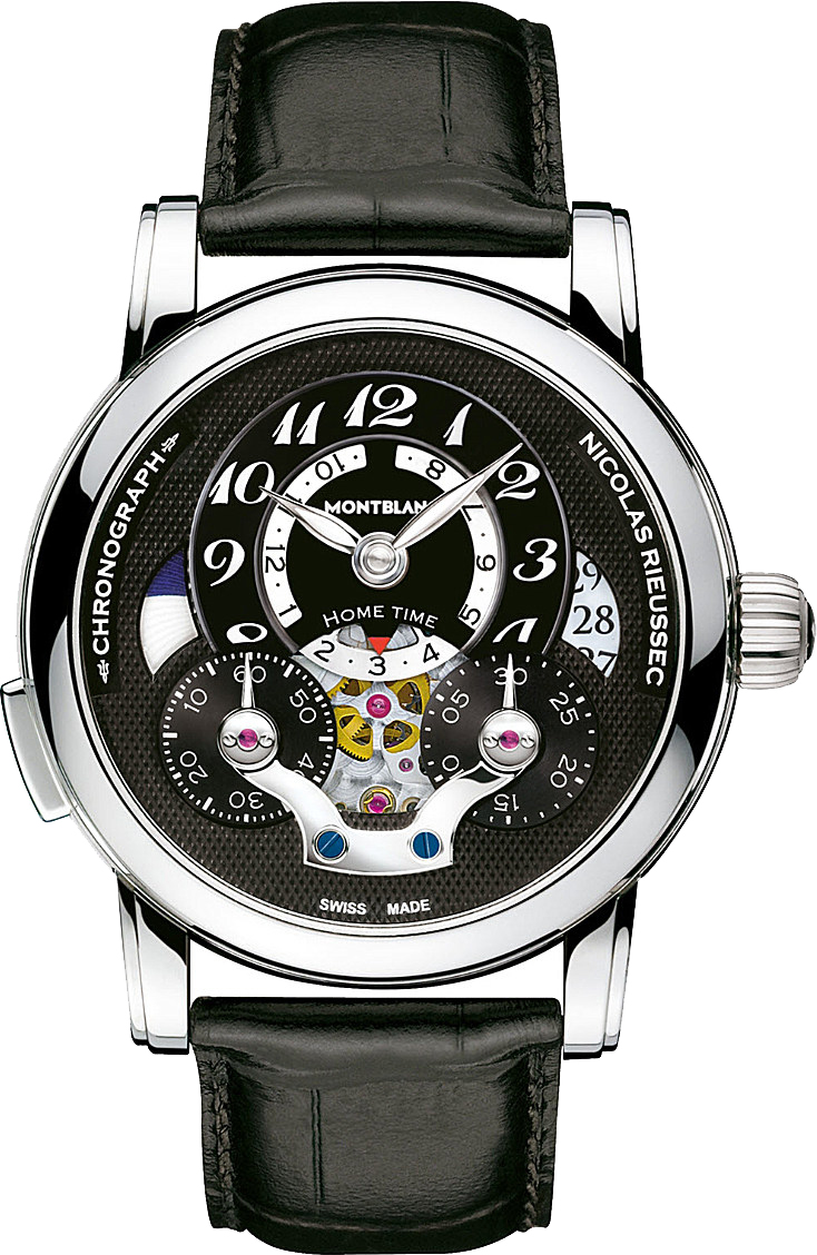 107070 montblanc nicolas rieussec for Montblanc house