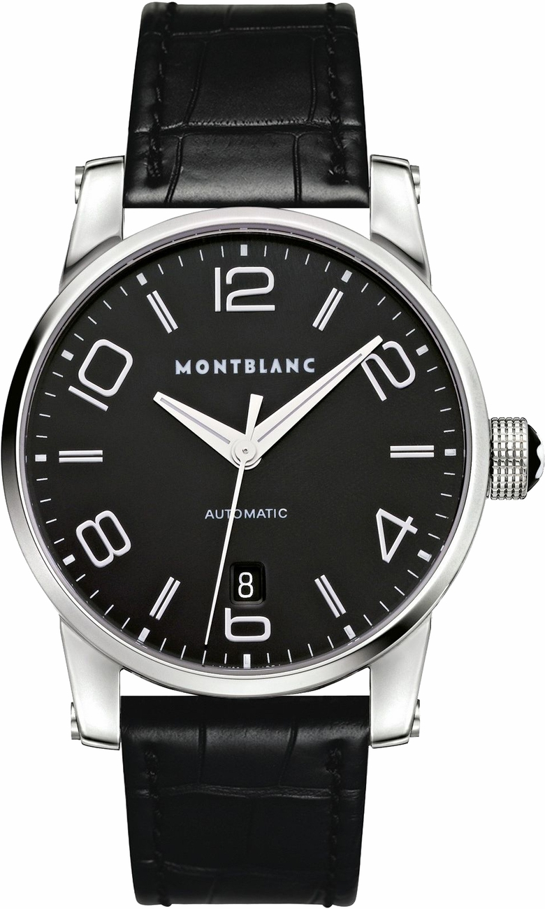 105812 montblanc timewalker automatic mens watch for Montblanc house