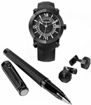Montegrappa Nero Uno Limited Edition Set IDNLWSBK