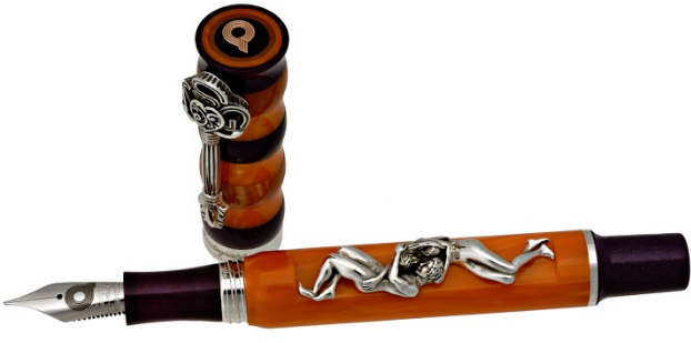 Image of Montegrappa Quincy Jones ISSGN3CO