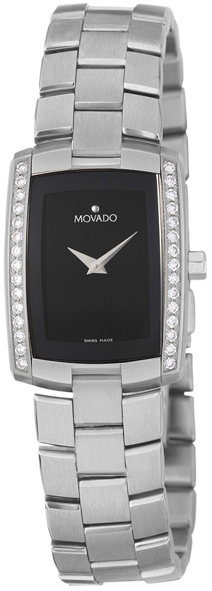 Movado Ladies Watch With Diamonds
