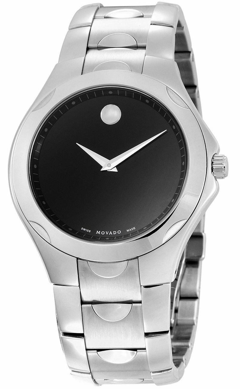 steel watch luno stainless s com a women movado watches watchtag womens