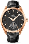 OMEGA SEAMASTER AQUA TERRA XXL SMALL SECONDS 49MM