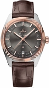 OMEGA CONSTELLATION GLOBEMASTER CO-AXIAL 41MM