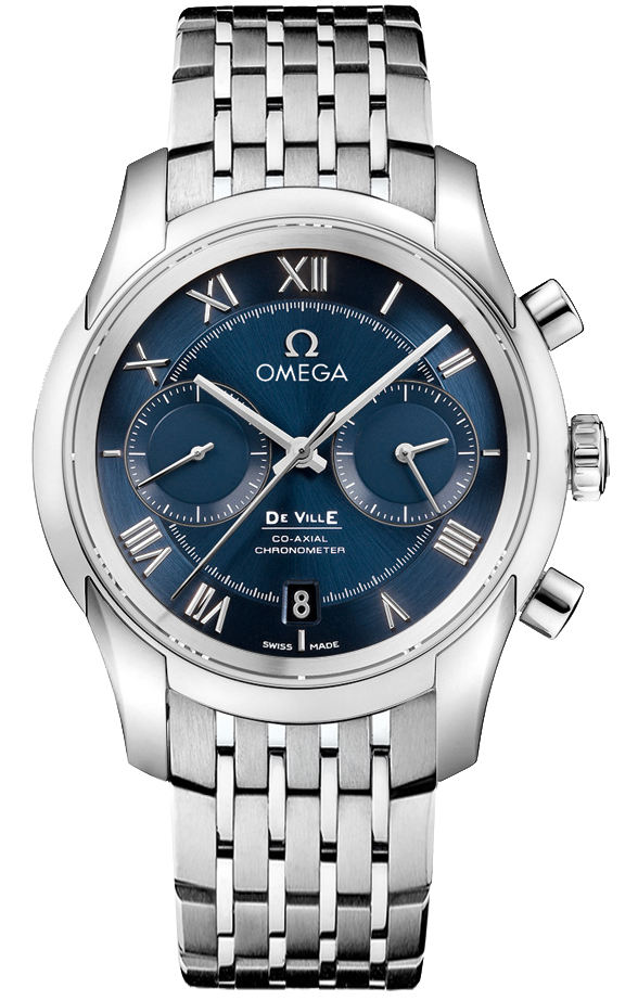 Omega De Ville Co-Axial Chronograph Watch