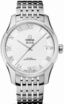 OMEGA DeVILLE HOUR VISION CO-AXIAL MASTER CHRONOMETER 41MM