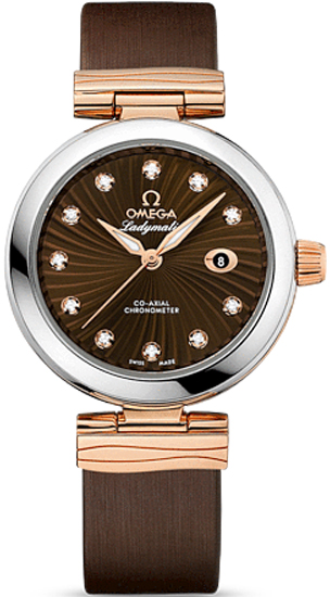Omega DeVille Ladymatic 425.22.34.20.63.001