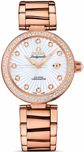 Omega DeVille Ladymatic 425.65.34.20.55.001
