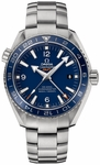 OMEGA PLANET OCEAN CO-AXIAL GMT 43.5MM
