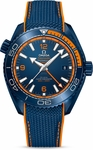 OMEGA PLANET OCEAN MASTER CHRONOMETER GMT BIG BLUE 45.5MM