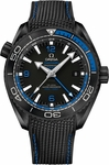 OMEGA PLANET OCEAN MASTER CHRONOMETER GMT DEEP BLACK 45.5MM