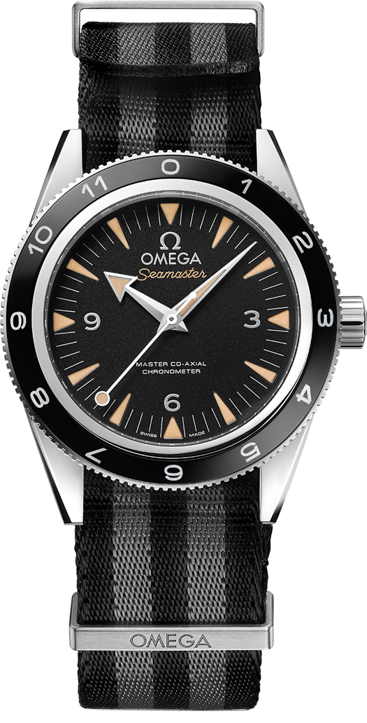 233.32.41.21.01.001 Omega Seamaster 300 Co-Axial 41mm ...