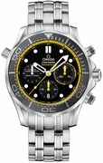 OMEGA SEAMASTER DIVER 300M CO-AXIAL CHRONOGRAPH 44MM