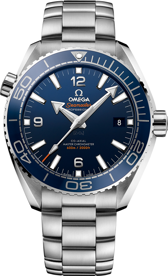 seamaster men dial watches mens blue omega watch image amp s ocean bezel planet