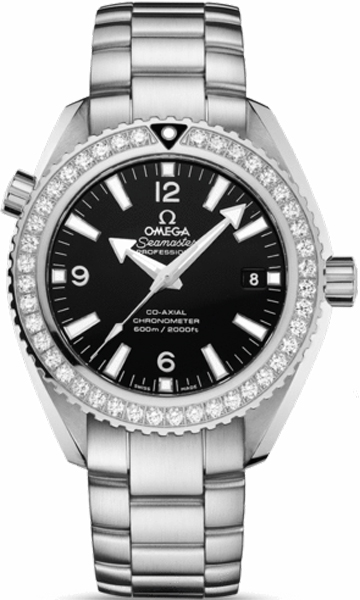Breitling Watches For Sale >> 232.15.42.21.01.001 Omega Seamaster Planet Ocean Black ...