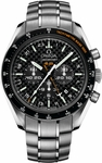 Omega Speedmaster HB-SIA Co-Axial GMT Chronograph 321.90.44.52.01.001