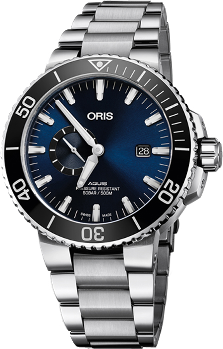 Image of Oris Aquis Small Second, Date 74377334135MB