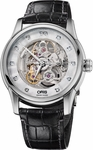 Oris Artelier Skeleton Diamonds 73476704019LS