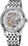 Oris Artelier Skeleton Diamonds 73476704019MB