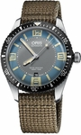 Oris Divers Sixty-Five 73377074065FS-BROWN