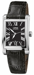Oris Rectangular Date Ladies 56176564074LS