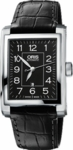 Oris Rectangular Date Mens 56176574034LS
