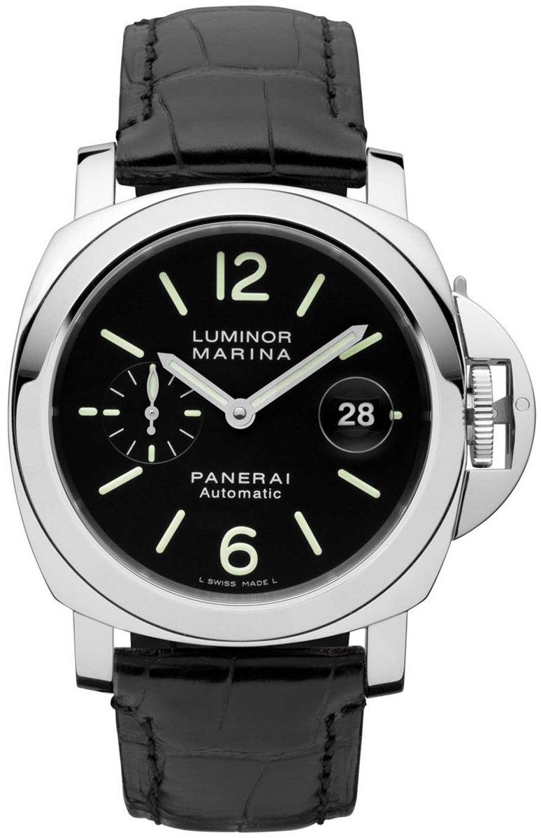 officine panerai luminor pam00104. Black Bedroom Furniture Sets. Home Design Ideas