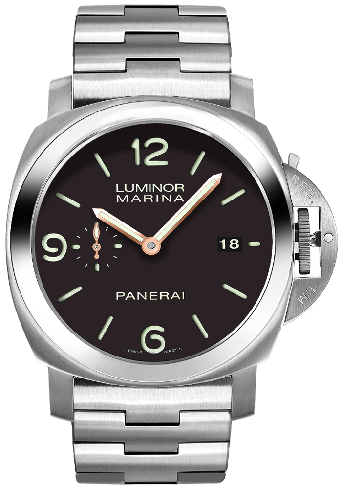 officine panerai luminor pam00352. Black Bedroom Furniture Sets. Home Design Ideas
