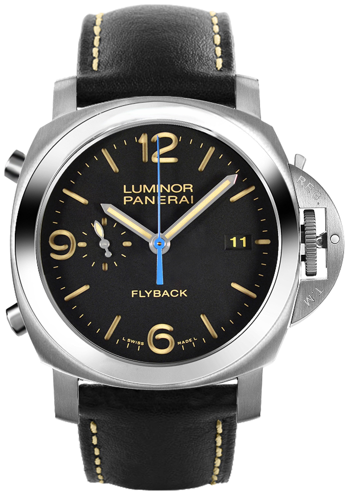 jomashop panerai paneraiwatches dial black tuttonero watches ceramic gmt watch s men luminor