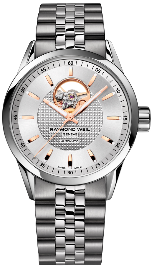 2710-ST5-65021 Raymond Weil Freelancer Automatic Mens Watch